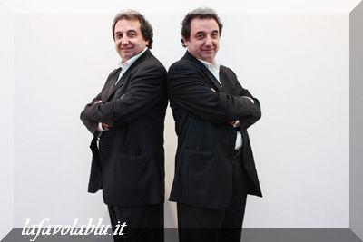 Loris e manrico cosso genova musica violino ritratto for Gemelli diversi discografia completa